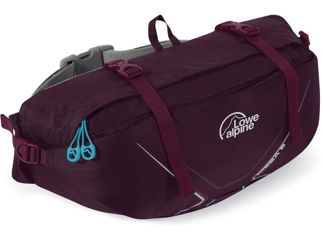 Lowe Alpine Mesa 6 Sac de ceinture, berry